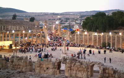 JERASH FESTIVAL | 23 JUL – 01 AUG 2015